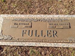 Wilma <I>Greer</I> Fuller