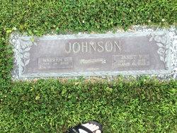 Janet Sue <I>Novotny</I> Johnson