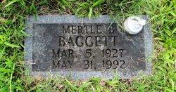 Mertle B Baggett