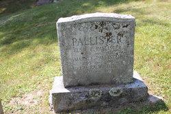 Mary Elizabeth <I>Wilder</I> Pallister
