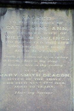 Mary Smith Deagon