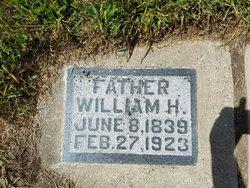 """Wilhelm Hubert """"William"""" Weibeler"""