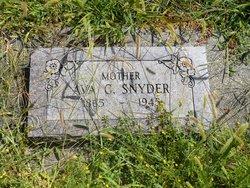 Mrs Ava C. Snyder
