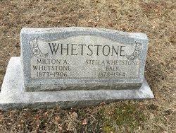 Milton Absalom Whetstone