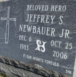 Jeffrey S Newbauer, Jr
