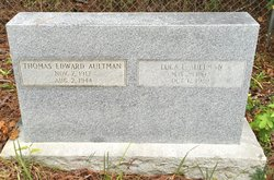 Thomas Edward Aultman