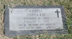 Joshua Ray Whipple