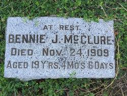 Benjamin Jonathan McClure