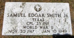 Samuel E Smith, Jr