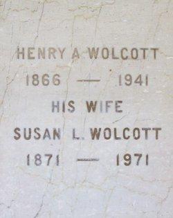 Henry Augustus Wolcott