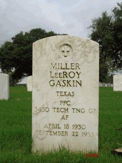 Miller LeeRoy Gaskin
