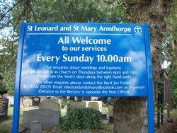 St Leonard & St Mary Churchyard
