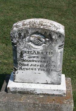 Elizabeth <I>Baum</I> Vandeventer
