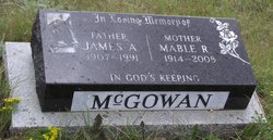 Mable Rodd <I>Slinn</I> McGowan