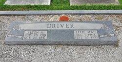 Effie Mae <I>Mims</I> Driver