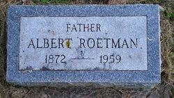 Albert Roetman