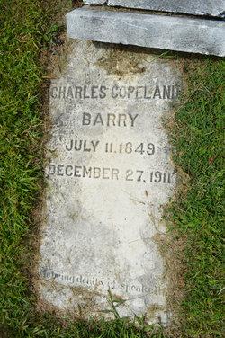 Charles Capeland Barry
