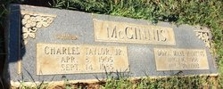 """Charles Taylor """"Squeed"""" McGinnis, Jr"""
