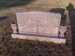 Mary C. <I>Thomas</I> Adams