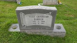 Tessie <I>Grindstaff</I> Barrier