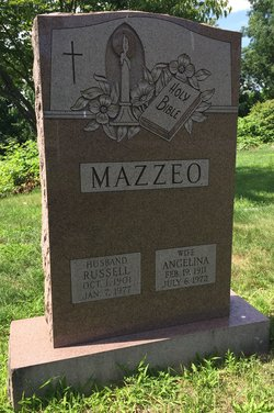"Russell A. ""Kelly"" Mazzeo"