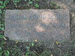 Johan Arvid Skold