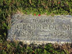 Gertrude M. <I>Spurling</I> Bunker