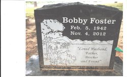 Bobby Neal Foster