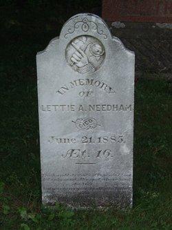 Lettie A. Needham