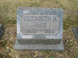 Elizabeth H. <I>Pfeiffer</I> Ries