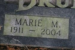 Marie M <I>Schuldt</I> Brubaker