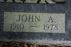 John A Brubaker
