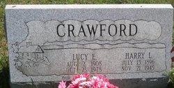 Lucy Etta <I>Brewster</I> Crawford
