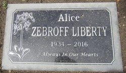 Alice Liberty