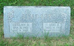 Lois Beulah <I>Sandridge</I> Lindsey