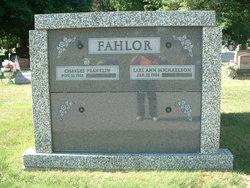 Lael Ann <I>Michaelson</I> Fahlor