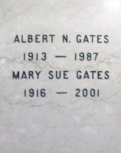 Albert N Gates