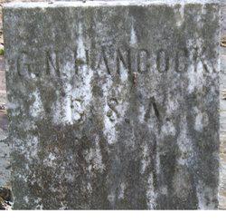 George N. Henry Hancock, Sr