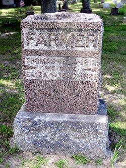 Eliza <I>Wharton</I> Farmer