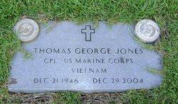Thomas G. Tom Jones