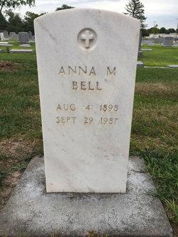 Anna M. <I>Gies</I> Bell