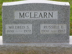 Russell Logan McLearn