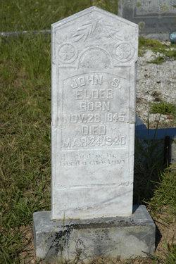 John S Elder