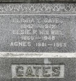 Elisha E. Gates