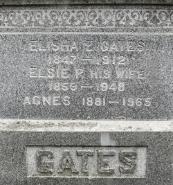 Elsie P. Gates