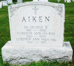 Lurenor Ann Aiken