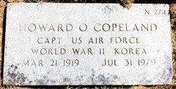 Howard Orin Copeland