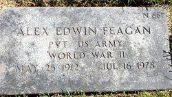 Alex Edwin Feagan