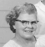 Esther Merinda <I>Knutson</I> Anderson