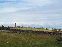 Hellnar Church Cemetery